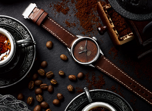 The Blackbadger Coffee dial TAG Heuer Carrera Calibre 5. At least its something new to talk about...