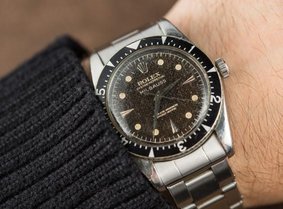 Vintage Rolex Millgaus 6541