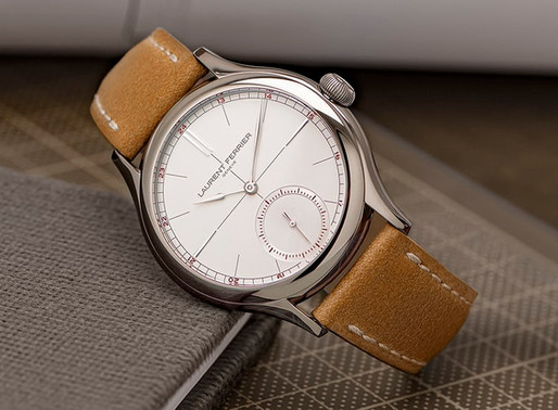 The Laurent Ferrier Classic Origin Opaline...