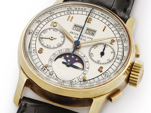 Lets get nerdy: The lineage of the Patek Philippe Perpetual Calendar Chronograph