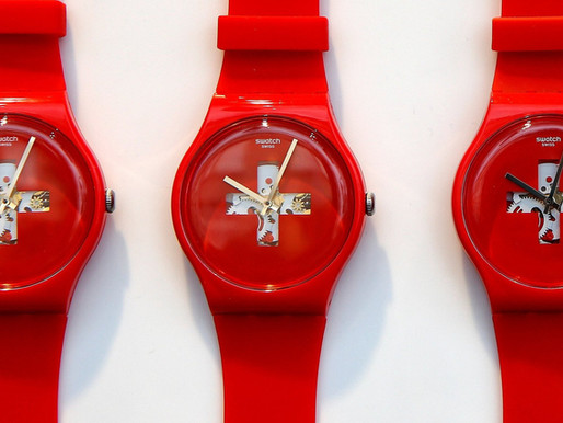 Why EVERYONE should own at least one Swatch...