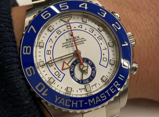 The Rolex Oyster Perpetual Yacht-Master II – a watch loathed by so many for all the wrong reasons