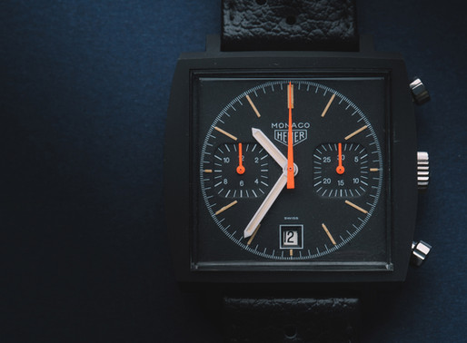 The Evolution of the Black-Out Watch