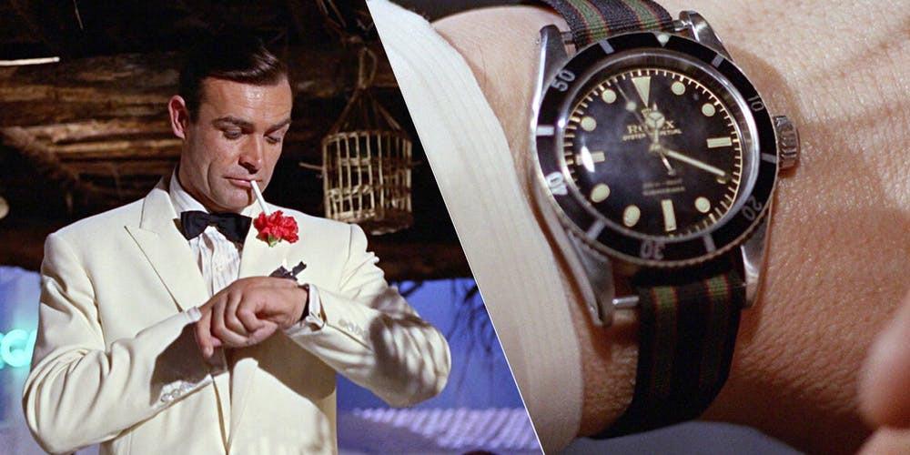 James Bond Rolex Submariner