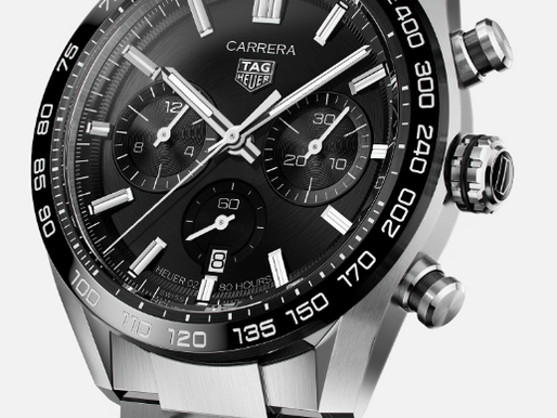 The new Tag Heuer Carrera. Initial feelings of excitement followed by disappointment