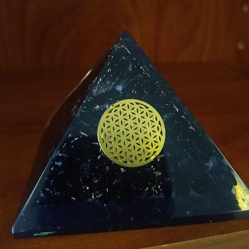 Orgonite Black Tourmaline Pyramid