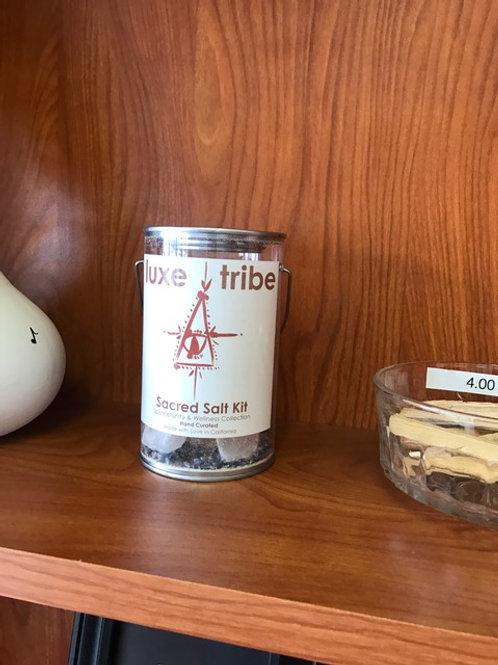 Luxe Tribe Sacred Salt Kit