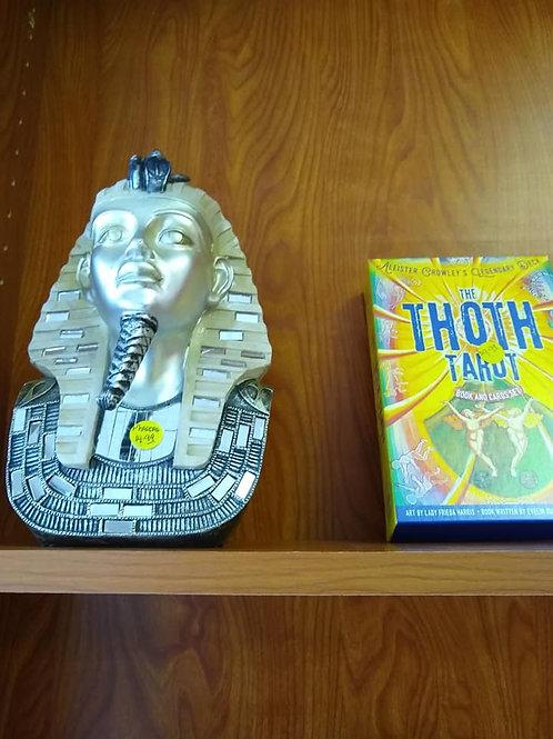 Egyptian Pharaoh Head
