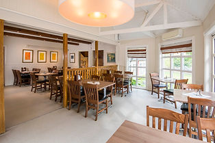 Café at Rjukan Hytteby