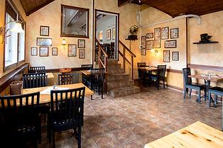 Café at Rjukan Hytteby1