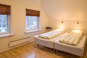 Bedroom in apartment, Rjukan Hytteby