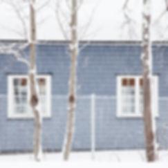 Vinter, Rjukan Hytteby