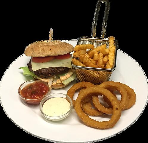 Husets burger
