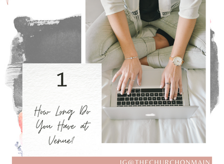 5Wedding Timeline Creation Tips For  The Perfect Day