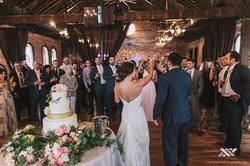 wedding toast picture
