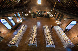 Estate Tables for reception