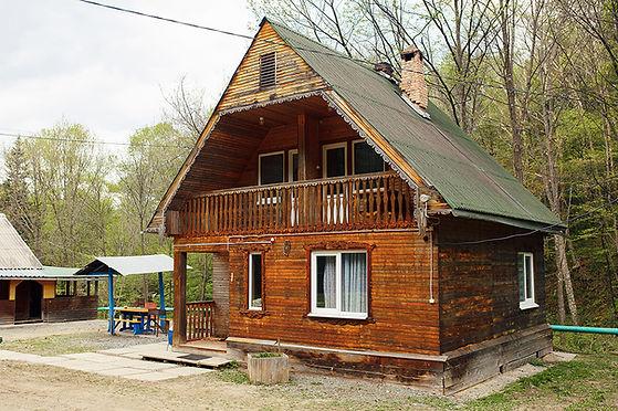 База Хвойная - Дом №5
