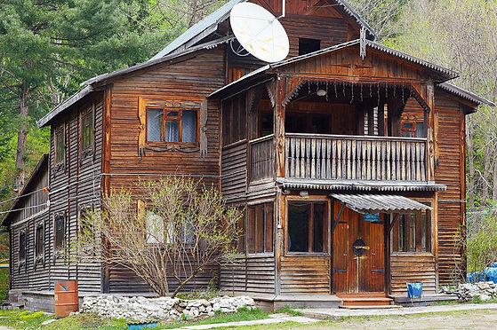 База хвойная - Дом №1