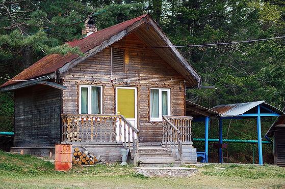 База Хвойная - Дом №4