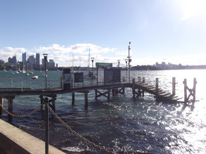 Community consultation - Darling Point Ferry Wharf upgrade