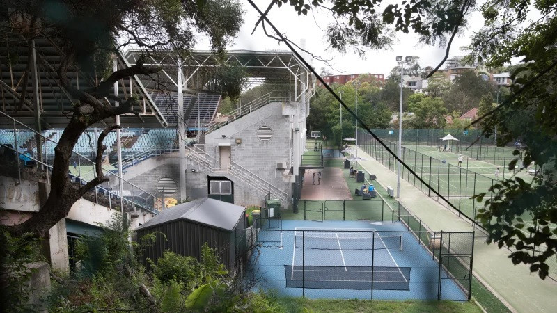 'We cannot satisfy everybody': Plans revealed for historic tennis venue - Current Venue