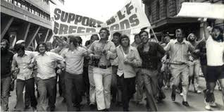 1970's Green Bans Protest