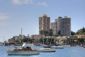 Rushcutters Bay Park, adjacent to Mona Road