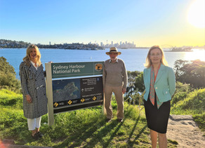 Hermitage Foreshore Reserve Joins State Heritage Register - 28th August 2020