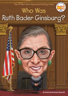 Who Was Ruth Bader Ginsburg