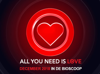 Fedja vanHuêt is Dr. Love in film All You Need Is Love