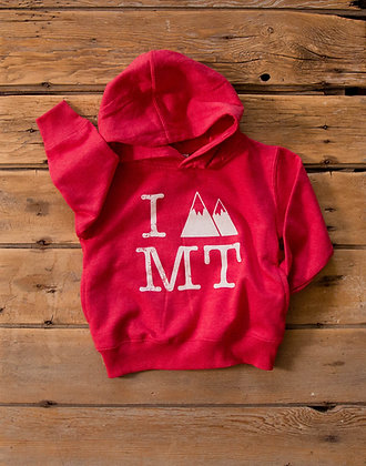 I MTNS MT TODDLER HOODIE wholesale
