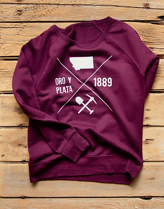 STATEHOOD SWEATSHIRT LADIES wholesale