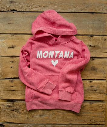 MONTANA LOVE HOODIE