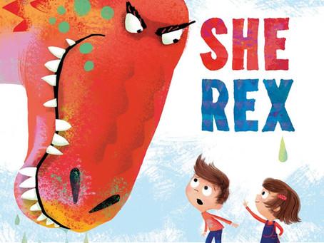 Meet T. Rex's bigger sister
