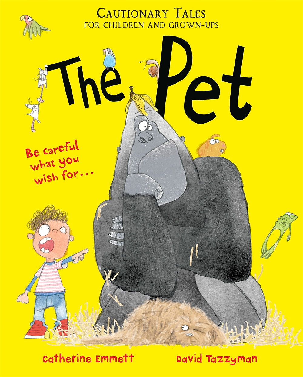The Pet by Catherine Emmett and David Tazzyman
