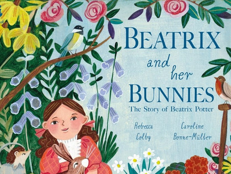 The tale of the children's book trailblazer