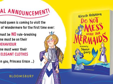 Mermaids, magic and rule-ripping fun!