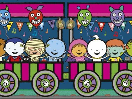 Little Monsters: Board Books for Halloween