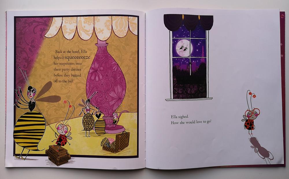 Ella by Alex T. Smith Scholastic