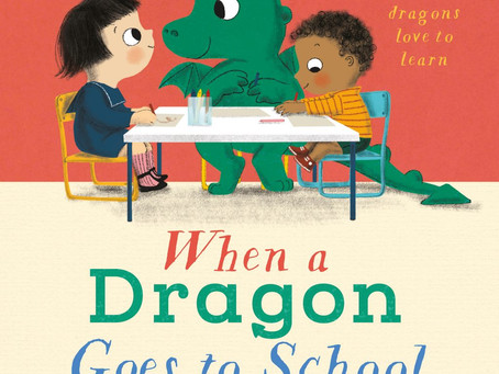 What would a dragon do at school?