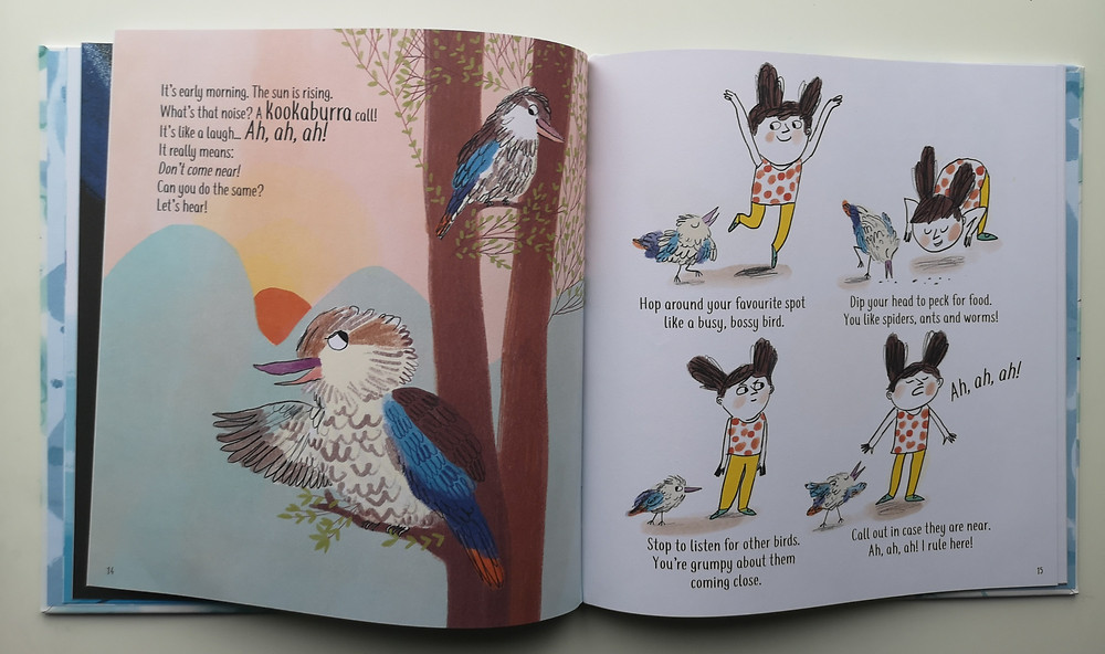 Sing like a whale by Moira Butterfield and Gwen Millward, Welbeck Kids