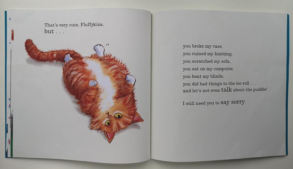 Bad Cat by Nicola O'Byrne, Nosy Crow