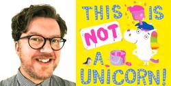 Ged Adamson speaks to Picture Book Snob