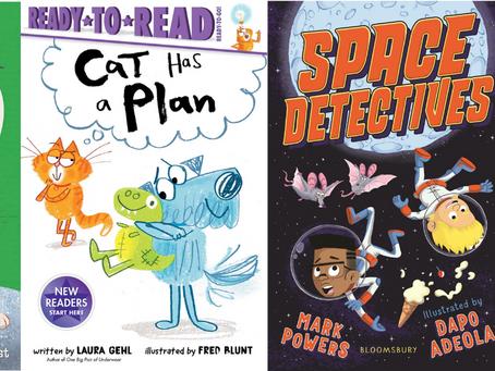 Funny books to brighten up lockdown