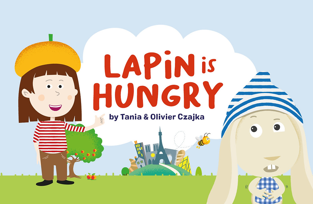 le petit monde Lapin Is Hungry by Tania & Olivier Czajka