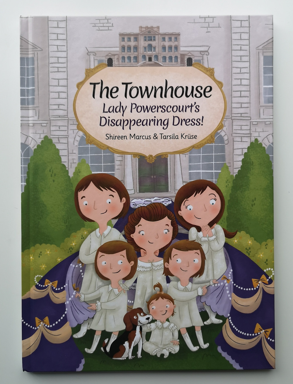 The Townhouse: Lady Powerscourt's Disappearing Dress by Shireen Marcus and Tarsila Krüse
