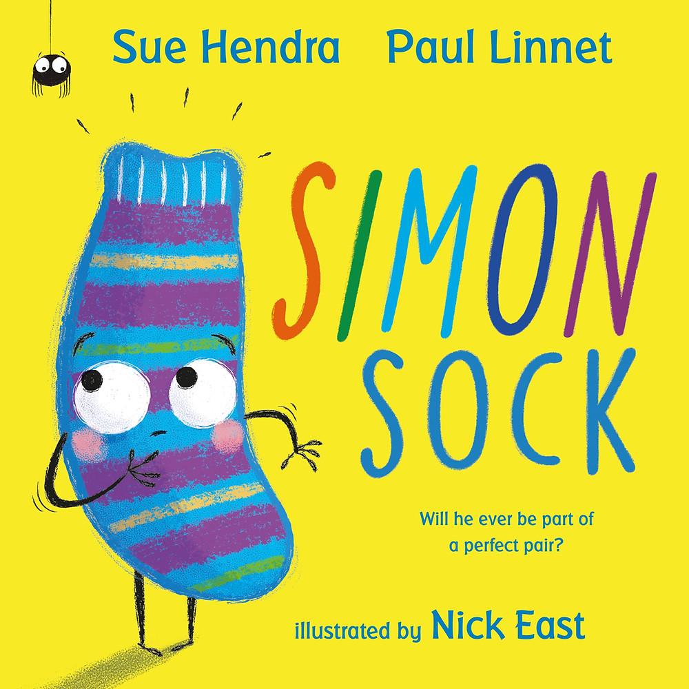 Hachette Simon Sock Sue Hendra Paul Linnet Nick East book cover
