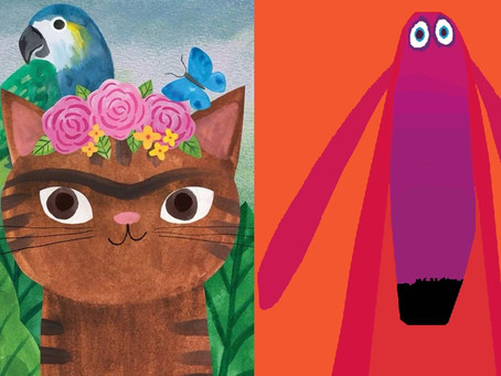 Cats & Dogs: Brilliant Board Books for Babies & Toddlers