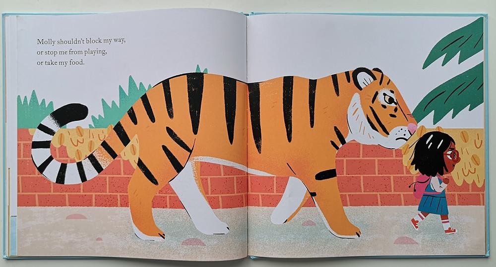 Today I'm Strong by Nadiya Hussain and Ella Bailey, Hodder (Hachette)