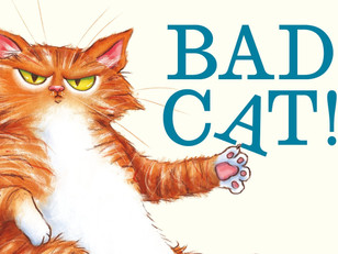 The cat may be bad, but the book is brilliant!